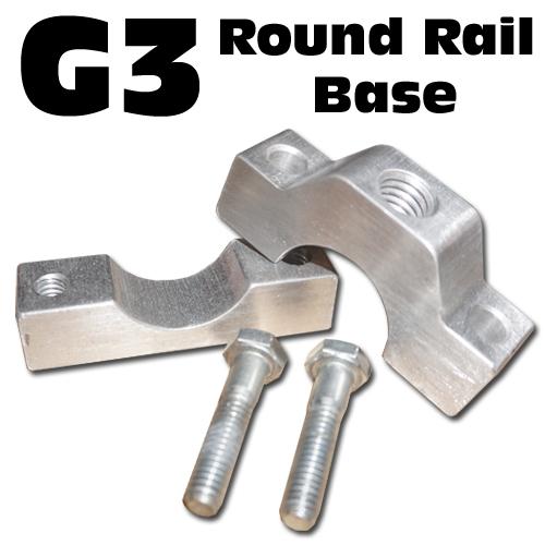 round rail base