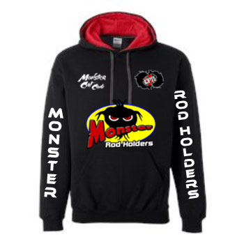Hoodie-with-Contrast-Color-Lining-black-red-