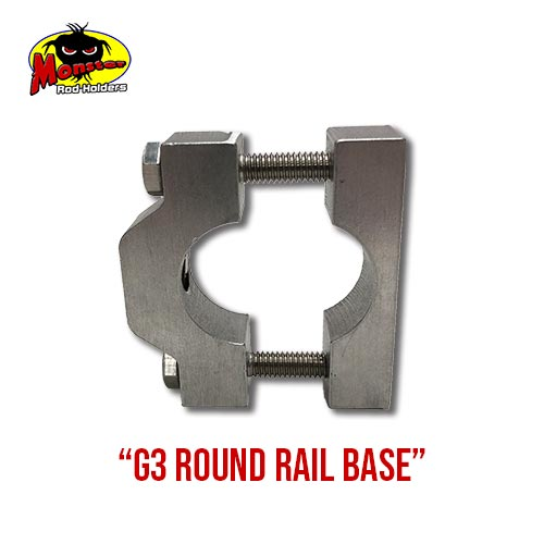 G3 Boats Round Rail Base – 11