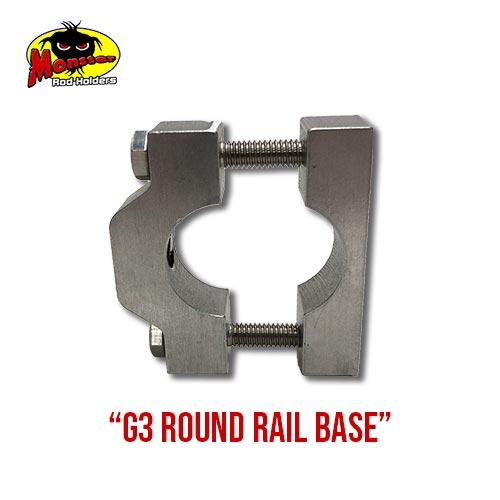 G3 Boats Round Rail Base – 11
