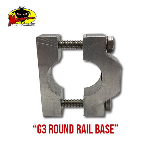 G3 Boats Round Rail Base – 13