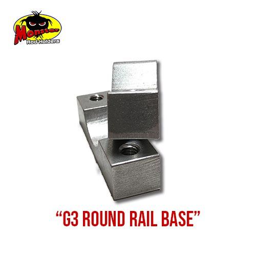 G3 Boats Round Rail Base – 14