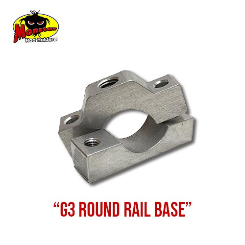 G3 Boats Round Rail Base – 17