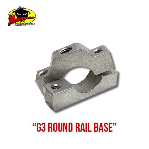 G3 Boats Round Rail Base – 17
