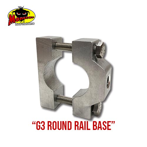 G3 Boats Round Rail Base – 2