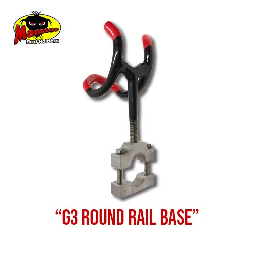 G3 Boats Round Rail Base -4