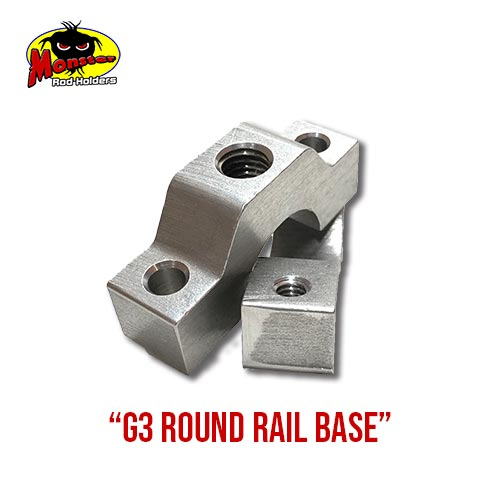 G3 Boats Round Rail Base – 5
