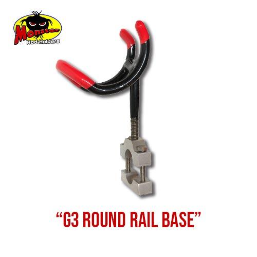 G3 Boats Round Rail Base – 7
