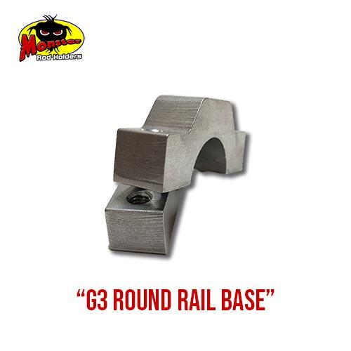 G3 Boats Round Rail Base – 9