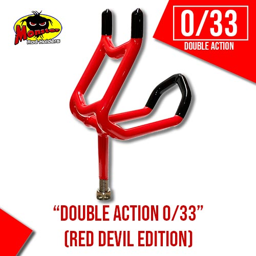 MRH Product 0,33 rod holder – red devil – 1