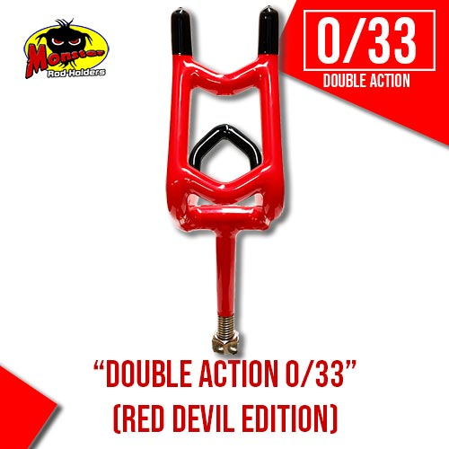 MRH Product 0,33 rod holder – red devil – 2