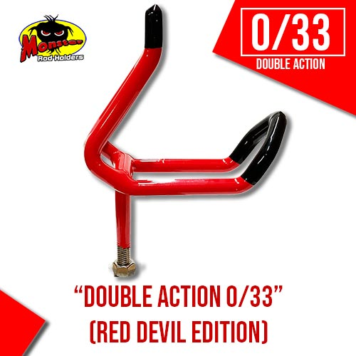 MRH Product 0,33 rod holder – red devil – 3