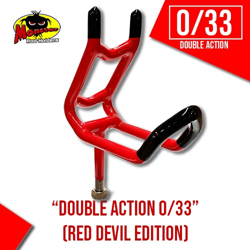 MRH Product 0,33 rod holder – red devil – 4