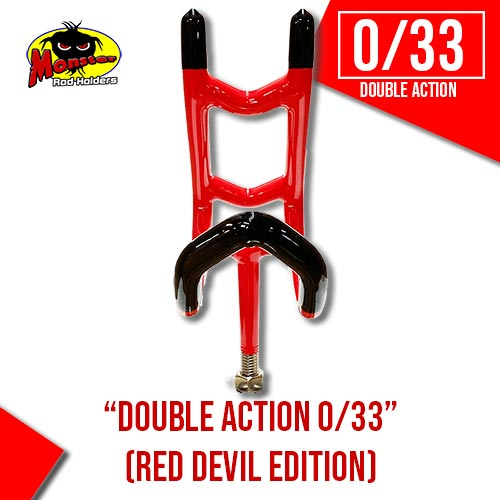 MRH Product 0,33 rod holder – red devil – 5