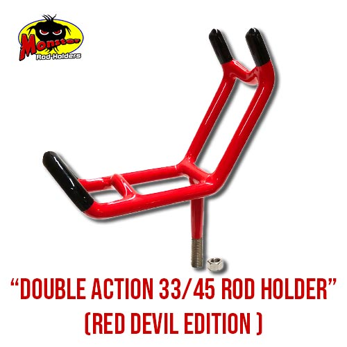 MRH Product 33,45 rod holder, red devil – 1