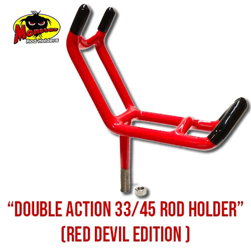MRH Product 33,45 rod holder, red devil – 4