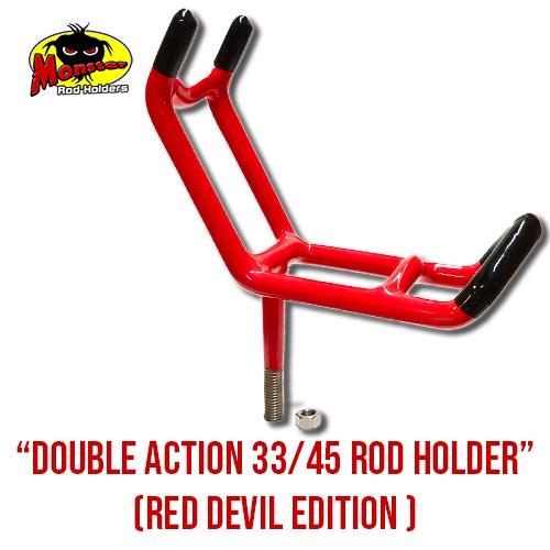 MRH Product 33,45 rod holder, red devil – 4