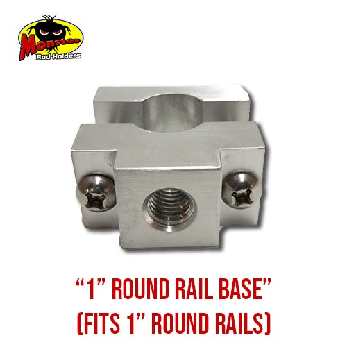 MRH Product Round Rail Base 1in – 11