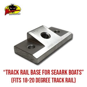 The new 2019 Track Rail Base for SeaArk Boats