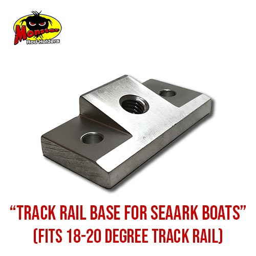 Track Rail Base for SeaArk Boats