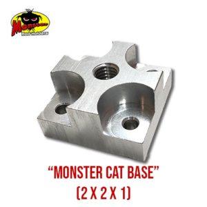 New 2019 MONSTER CAT Base for Monster Rod Holders