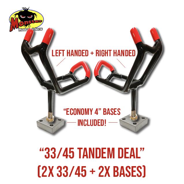 33/45 Tandem Pro Pack Deal