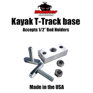 kayak rod holder bases