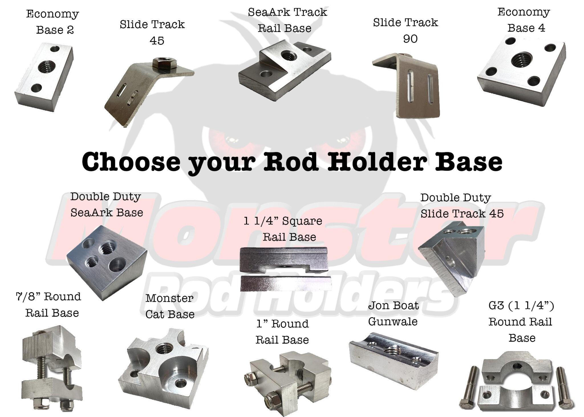 Choose Your Rod Holder Base copy