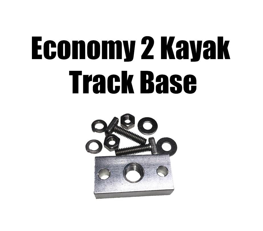 Economy 2 Kayak Track Base